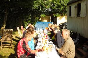 Sommerfest Gaupel