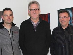 Markus Kaup, Andreas Sibbing, Werner Ostendorf